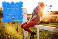 Viver De Acordo Com as Regras Do Coração #amor #viver #sonhar #realizar #serfelizagora