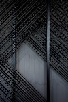 Realkapital - office on Behance House Columns, Feature Wall Design, Office Entrance, Iron Windows, Empire Romain, Rectangular Pool, Metal Screen, Italian Garden, Interior Trim