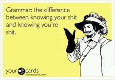"""grammer"""