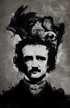 Edgar Allan Poe Creatividad: la mejor forma de expresar la locura « Cultura Colectiva