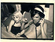 Cyrinda Foxe with David Johansen