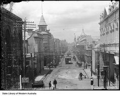 High St West, Fremantle 1906