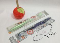 Bom dia!!!  Saiu a resenha das escovas de dente Unoco, passa no Blog pra conhecer. ;)  http://blogdajeu.com.br/escovas-unoco-resenha/