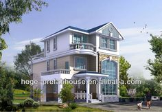 Prefabricated garden house, hut house architectural design houses