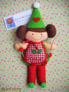 Mamita Q♥V Navidad by El mundo Quinti Vichy, via Flickr