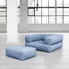 Sofas and Futon Karup Futon Chair, Futon Mattress, Chair And Ottoman, Home Living, Living Spaces, Cube Chair, Piece A Vivre, Cozy Bed, Rattan