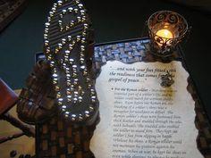 Prayer stations and Prayer Rooms - createdworship
