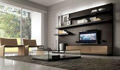 living room tv wall ideas