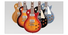 Gibson USA - The New Les Paul Standard