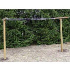 1000 id es sur tendoir linge sur pinterest barri res - Fabriquer un etendoir a linge exterieur en bois ...