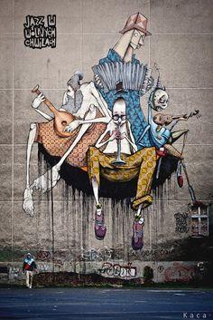 one off magazine: street art