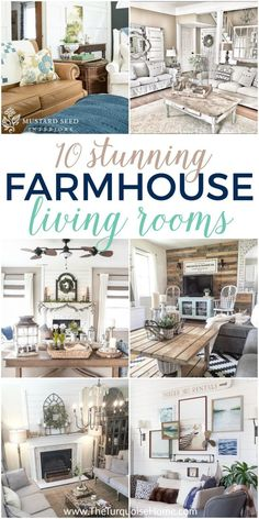 Number 3 is just gorgeous! 10 Stunning Living Rooms with Farmhouse Decor Number 3 is just gorgeous! 10 Stunning Living Rooms with Farmhouse Decor Farmhouse Bedroom Decor, Country Farmhouse Decor, Farmhouse Ideas, Country Living, Vintage Farmhouse, Farmhouse Livingrooms, Farmhouse Artwork, Primitive Bedroom, Primitive Homes