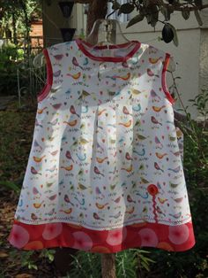 Simplicity 1447, Toddler size L