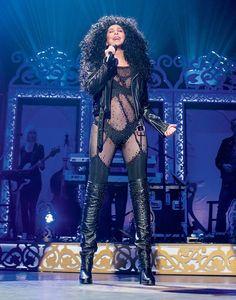 I Found Someone - Las Vegas, Classic Cher Tour 2017.