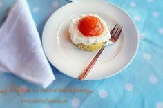Prajitura cu caise si mascarpone Eggs, Breakfast, Food, Mascarpone, Egg, Hoods, Meals, Egg As Food