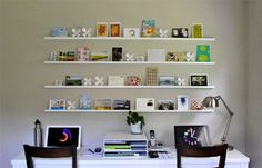 Make a Place to Make Stuff: 6 Creative Workspaces For Your DIY Crafting