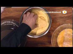 Cocina italiana 2 Receta de Mero gratinado con caponata napolitana