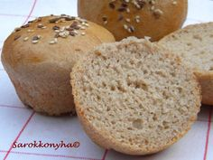 Muffin, Hamburger, Paleo, Food And Drink, Recipes, Foods, Greedy People, Brot, Food Food