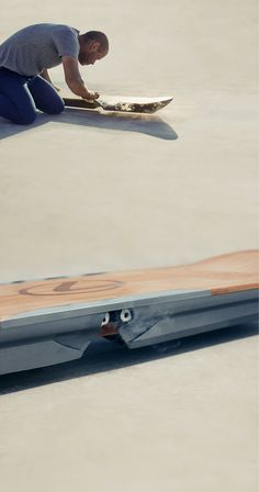 The Lexus Hoverboard uses magnetic levitation to achieve amazing frictionless movement. Liquid nitrogen cooled superconductors and permanent magnets combine to allow Lexus to create the impossible.