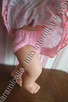 tuto gratuit poupée: petite culotte