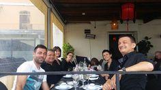 Restaurant en famille pour mon retour de Lille. Rien de mieux !