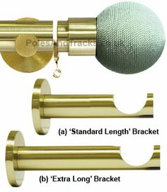 Cordial 35mm Satin Brass Pole Set with Duck Egg Cord finials  Ref: H6050FDUCSB Cordial 35mm Satin Brass Pole Set with Duck Egg Cord finials  £99.95 (Including VAT at 20%)