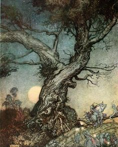 arthur rackham prints - Google Search