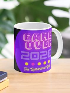 """Game Over 2020"" Mug by kestrada2906 | Redbubble Retro Cartoons, Funny Cartoons, Cartoon Sketches, Cartoon Styles, Funny Birthday, Birthday Ideas, Funny Holidays, Saturday Morning Cartoons, Games To Buy"