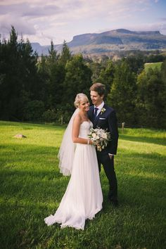 Katy and Steve's Beautiful Kangaroo Valley Wedding