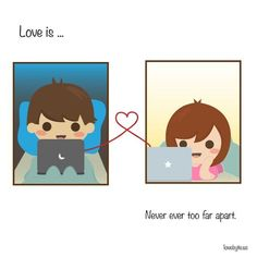 Distance Never Matters In Relationship, Love Can make It Zero! Relationship Cartoons, Relationship Images, Distance Relationship Quotes, Relationships, Godly Relationship, Cute Love Stories, Cute Love Pictures, Long Distance Love Quotes, Hj Story