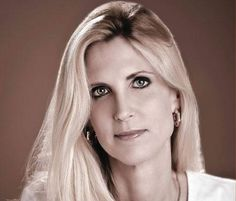 Ann Coulter: If you're gonna give me crap for pinning her here, please go away and cease any and all contact with me. I don't like everything she stands for her, nor do I agree with her on every issue, and NOR do I always agree with how she handles herself.  But I've read most of her books and the majority of her columns, and usually enjoy them immensely and find them funny, informative, and entertaining.  Remember, freedom of speech works both ways.