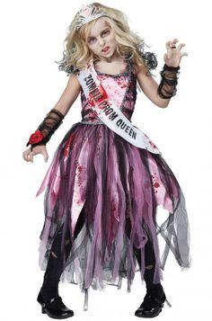 Undead Prom Queen Child Costume