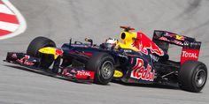 2012 GP Malezji (Sebastian Vettel) Red Bull RB8 - Renault