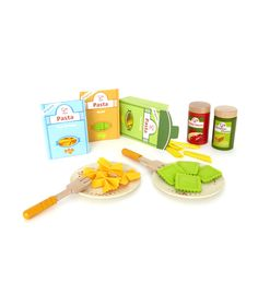 Pasta Set From Hape from The Wooden Toybox