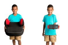 mifold - A car booster seat that fits in your pocket