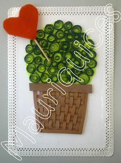 Mauriquices: Um amor de manjerico! Diy For Kids, Crafts For Kids, Arts And Crafts, School Projects, Plastic Cutting Board, Scrap, Creative, Gabriel, Teaching