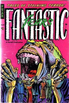 Fantastic Fears 6 (Apr 1954)