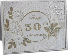 stampin up carte mariage | 7ème Anniversaire Mariage sur Pinterest | Anniversaire De Mariage ...