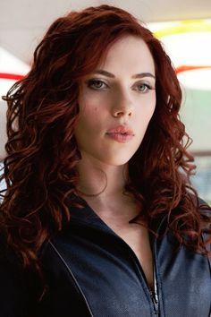 """Scarlett Johansson in Iron Man 2"""