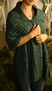 Ravelry: Adagio Shawl pattern by American Thread Company free pattern .... worsted wgt .... 1386 yards