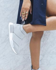 Sneakers femme - Adidas NMD City Sock (©arab_lincoln)