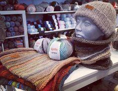 Trendikäs ja helppo pörröpipo Knitted Hats, Winter Hats, Knitting, Crafts, Manualidades, Tricot, Breien, Stricken, Weaving