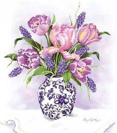 Fantásticas Imagens de Flores para Decoupage | Imagens para Decoupage