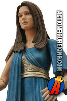 From Thor The Dark World and Marvel Select comes this 7-inch Jane Foster action figure. Jane is fully articulated and comes with two interchangeable heads. #janefoster #actionfigure #thor #marvelselect