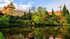 Průhonice Chateau, Czech Republic