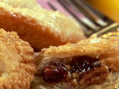 Fried Cherry Walnut Pies from Paula Deen