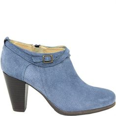 Giorgio Picino Ankle Boots-8058301- CALF MOUSSE-SHARK - Suede ♥༺❤༻♥