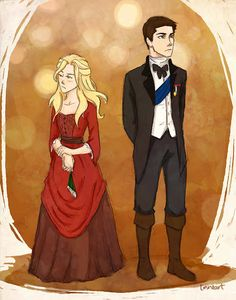 Celaena and Chaol