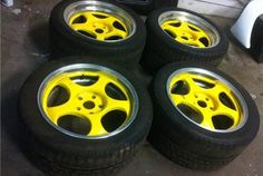 Forgline RS 17x10 17x12