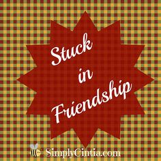 Stoic Friendships: what to do when you feel stuck